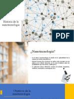 201229 Historia de la nanotecnologia
