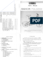 1990_Dahon_Folding_Bike_Manual