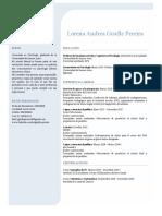 Microsoft Word - Curriculum Vitae - Giselle Pereira Nuevo