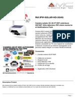 Caméra_solaire_3G_4G_IP_WiFi_extérieure_HD720P_16Go_détecteur_PIR_vision_nocturne_et_Notifications_Push