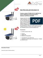 Caméra_solaire_IP_GSM_4G_HD_1080P_64_Go_inclus_waterproof_Infrarouge_accès_à_distance_via_iPhone_Android