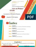 Informe de Prácticas Profesionales - Presentacion
