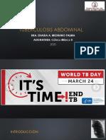 4 TBC ABDOMINO-PERITONEAL Y OTRAS INFLAMACIONES DEL PERITONEO