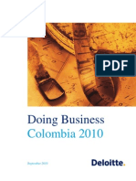 Doing Business in Colombia 2010_Deloitte