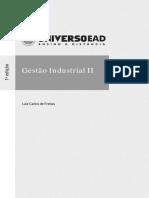 Livro Gestao Industrial II