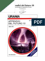 AA.vv. - Appendici Del Futuro 10 (Ita Libro)