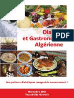Diabète Et Gastronomie Algérienne