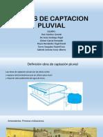 OBRAS DE CAPTACION PLUVIAL