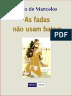 Joao de Mancelos - As Fadas Nao Usam Batom