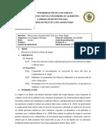 Informe 2 Inmunología G2.
