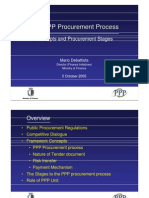 PPP Procurement Process