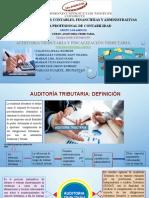 EXPOSICIÓN - AUDITORIA TRIBUTARIA Y FISCALIZACIÓN TRIBUTARIA