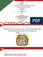 Administracion Tributaria y sus funciones como ente administrador de los Tributos (2)