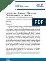 Metodologias Ativas em Educação a Distância