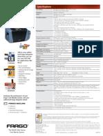 DTC300 Impresoras Fargo HID Mexico Especificaciones