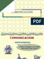 Comunicacion[1] ADMINISTRACIÓN - ORGANIZACIÓN Y DIRECCIÓN