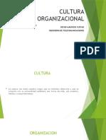 Cultura Organiacional