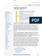 Algarismo significativo – Wikipédia, a enciclopédia livre