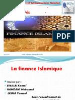 Power Point La Finance Islamique
