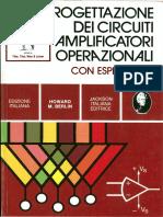 La Progettazione Dei Circuiti Amplificatori Operazionali