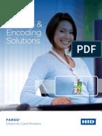 DTC1000 Dtc4000 Dtc 4500 Fargo Mexico Impresoras de Credenciales
