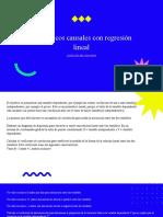 5.4 Pronosticos causales con regresión lineal