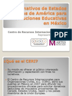 presentación instituciones educativas