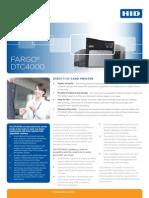 Dtc4000 Fargo Mexico Especificaciones Impresoras Credenciales