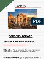 UNIDAD 1 DERECHO ROMANO definitiva