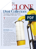AWW Dust Collector article jan 2006
