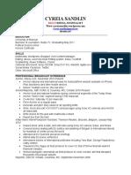 wordpress resume