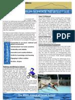 Week 2 Newsletter T4 2011