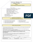 Alldredge Academy Admission Packet