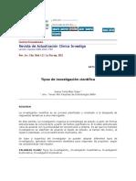 Articulo Tipos de Investigación Científica (2)