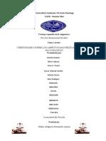 Derecho Internacional Privado unidad 4.1