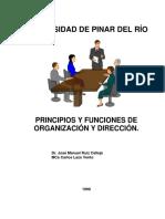 Principios Direccion