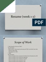 PKL 2 resume