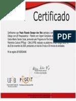 Diálogo com @ Pesquisador(a) - Palestra com Vagner Gonçalves da Silva