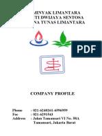 Company Profil Inti Dwijaya