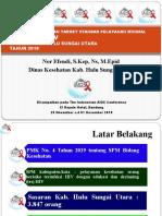 Nor Efendi_Strategi Pencapaian Target SPM Program HIV Kab. HSU Tahun 2019