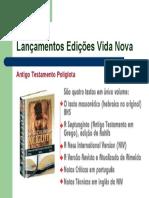 Antigo Testamento Poliglota