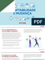 Adaptabilidade e Mudança - E-book - Corrigido