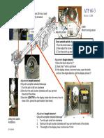 Electric - LMB - Adjustment