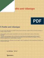 LAarabie anté-islamique