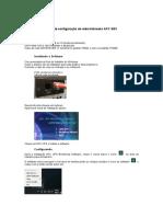 Guia de Configuração de Rede APC SRV