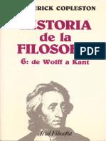 Frederick+Copleston+ +Historia+de+La+Filosofà a+6+ Kant