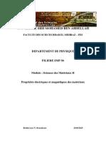 Cours Matériaux 2 (Partie1)