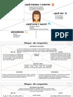 MAPA DE EMPATÍA - Pensamiento Lógico(Consolidado)