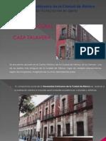 Casa Talavera Presenta Escuelas 2010
