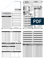 Character Sheet - Custom3.5.1
